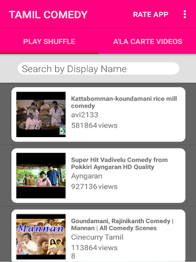 Tamil Movies Comedy & Best T V Comedy Shows Videos 1.5 screenshots 5