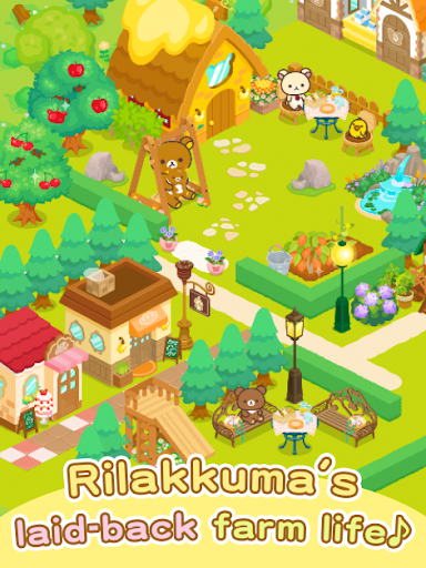 Télécharger Rilakkuma Farm apk mod screenshots 3