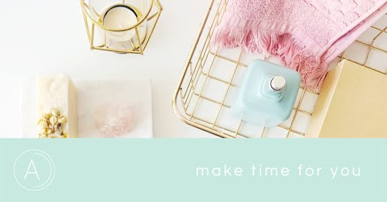 Make Time for You - Facebook Event Cover Template