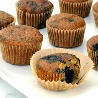 No Flour No Sugar Blueberry Muffins Recipes.