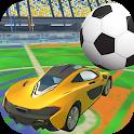 Sport Car Soccer Tournament 3D icon
