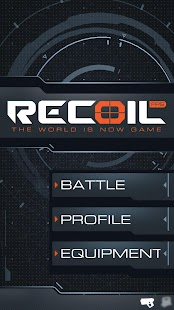 Recoil Game - náhled
