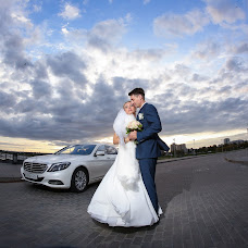 Wedding photographer Sergey Zhegalov (ZhegalovS). Photo of 02.01.2018