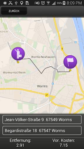 Nibelungen Taxi|玩旅遊App免費|玩APPs