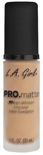 Bases La Girl Pro Matte 716 Nude