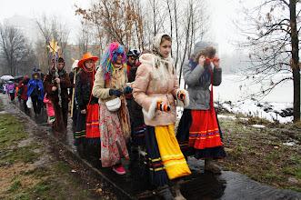 Photo: Ритуальное колядочное шествие_Фото Алексей Иванов