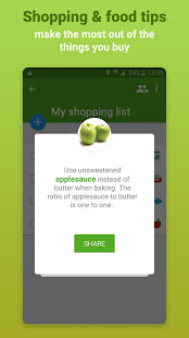 Grocery Shopping List - Listonic