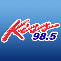 KISS 98.5 #1 HIT MUSIC STATION icon