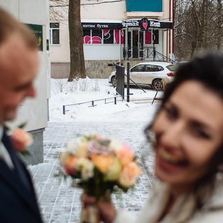 Wedding photographer Dmitriy Malafeev (Marksman). Photo of 20.03.2018