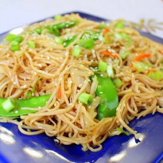 Easy Chow Mein.