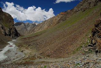 Photo: camí de Chumik Napko