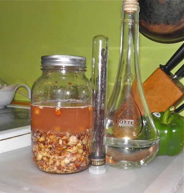 Homemade Frangelico (hazelnut Liqueur) Recipe