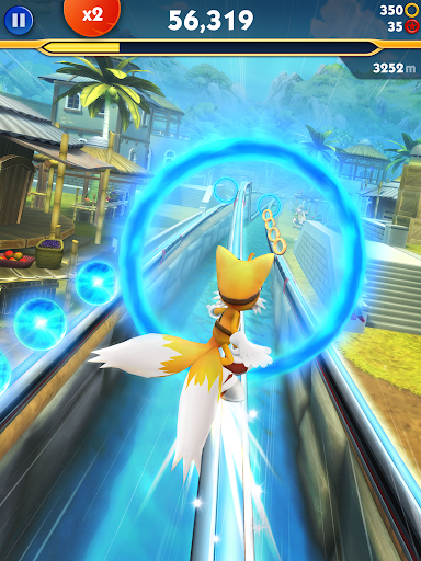 Sonic Dash 2: Sonic Boom screenshot 9