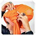 Hijab Turban Tutorials icon