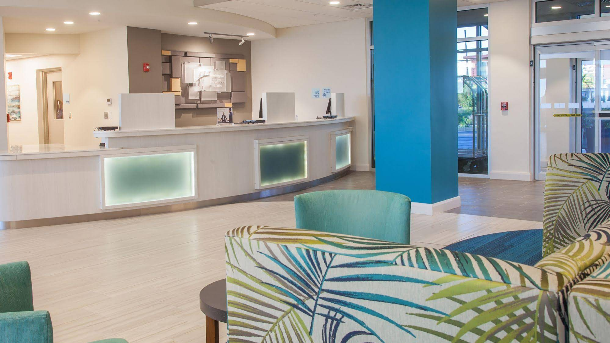 Holiday Inn Express and Suites Panama City Beach BeachFront
