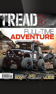 Tread Magazine - náhled
