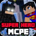 Super Hero Mod MCPE icon