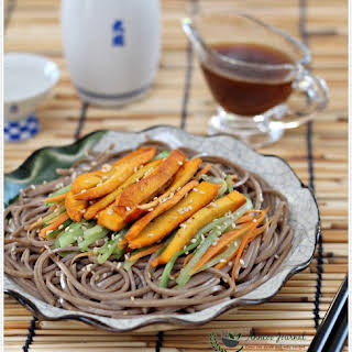Japanese Tofu Noodles.