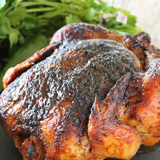 Oven Roasted Peruvian Chicken
