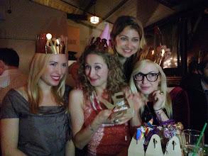 Photo: Birthday girl and friends enjoying CUTS® in LA.