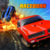 Raceborn: Extreme Crash Racing