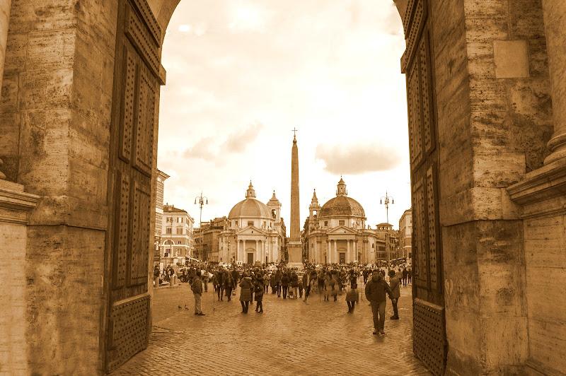 Benvenuti a Roma di albertocastagnaphoto