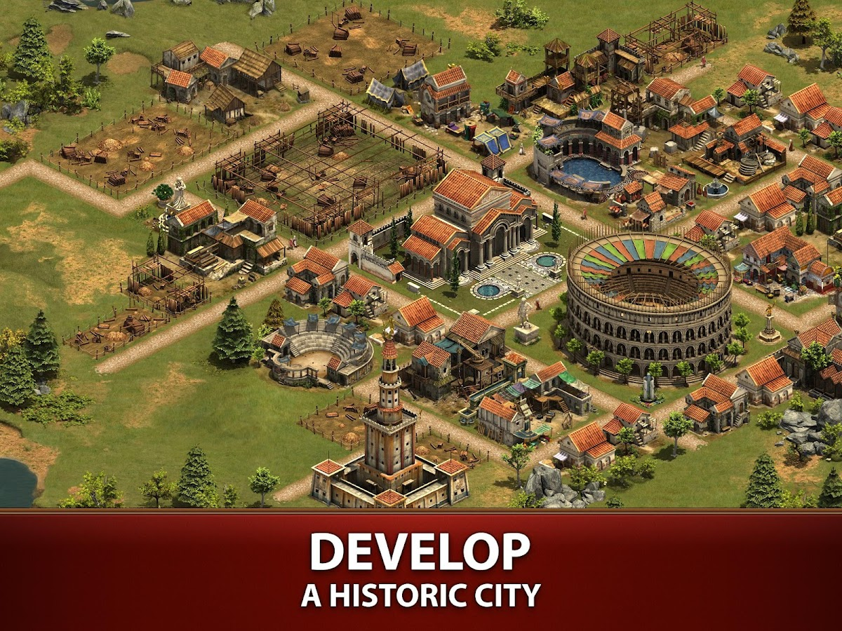 Foe Tv Forge Of Empires