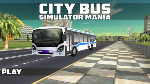 City Bus Simulator Mania