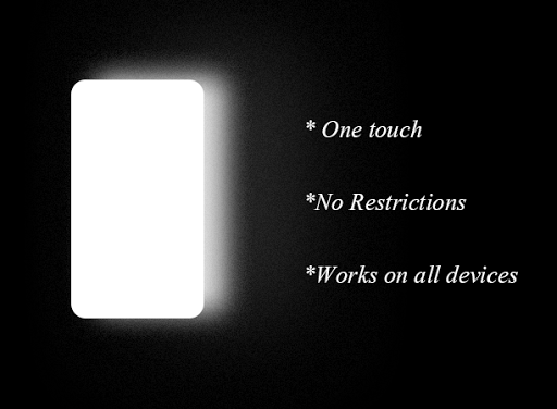 Flashlight Screen