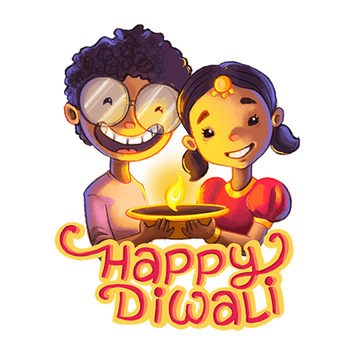 Stickers for WhatsApp Diwali Stickers for WhatsApp