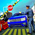 Border Police Game: Patrol Duty Police Simulator icon
