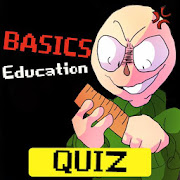 Basics learning quiz game