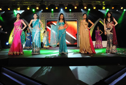 The Miss India Worldwide 2011 pageant held in May this year. File photo.
