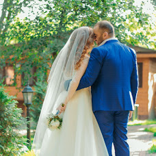 Wedding photographer Anastasiya Karpachan (nastikeee). Photo of 16.10.2016
