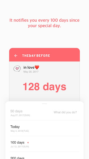 TheDayBefore (D-Day countdown) v3.8.16 screenshots 3