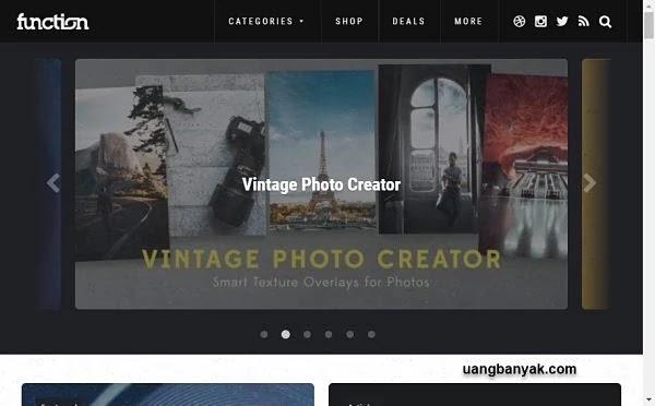penyedia gambar gratis wefunction untuk keperluan blogging