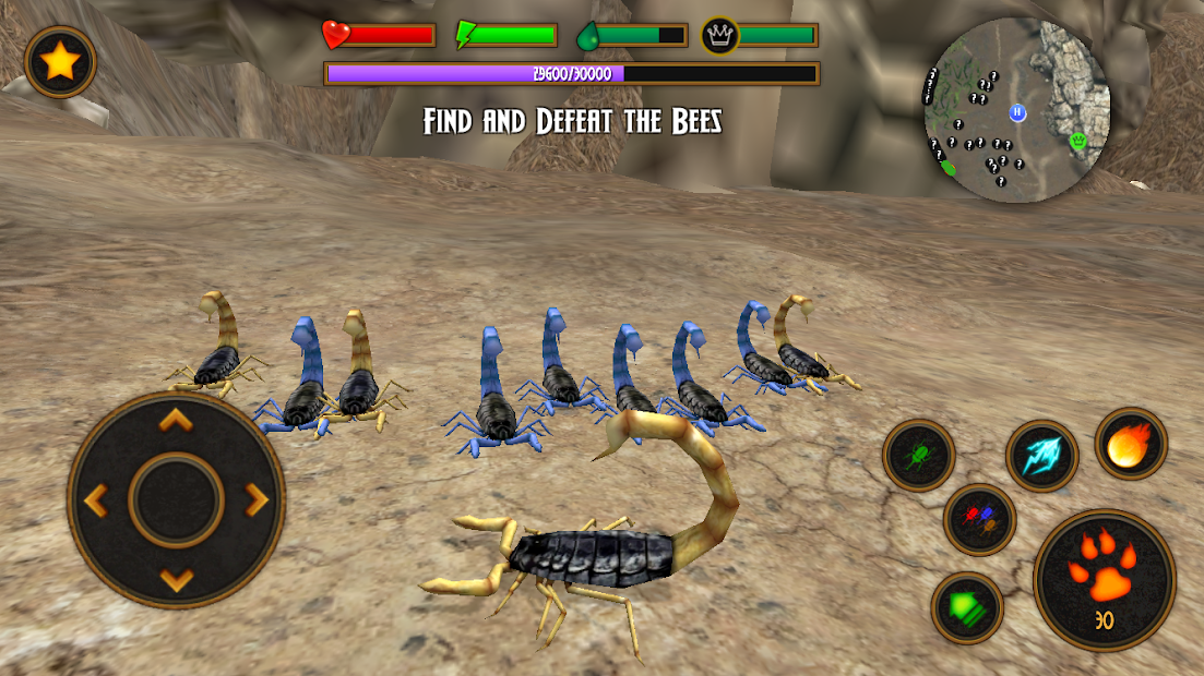 Life of Scorpion screenshot 13