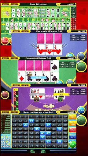 RealCasino:Roulette,Slot,Poker 1.11 screenshots 6