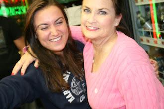 Photo: Liz Rocklin and my older sister Cathie (Hofman) Rocklin