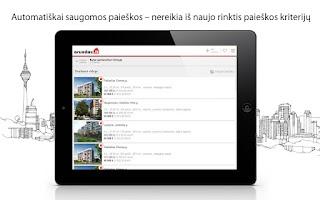 Screenshot of Aruodas.lt
