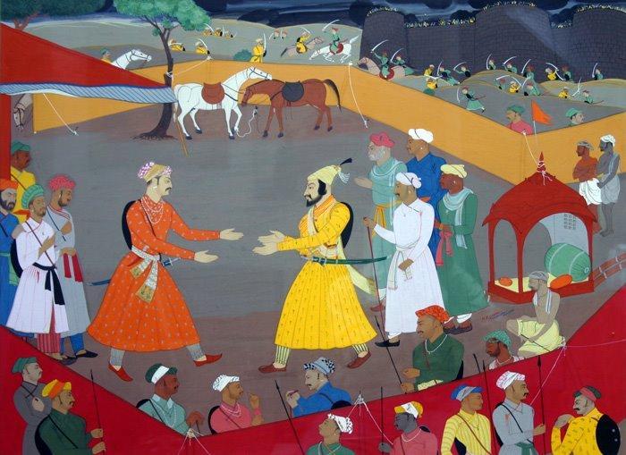 Treaty of Purandar (1665) - Wikipedia