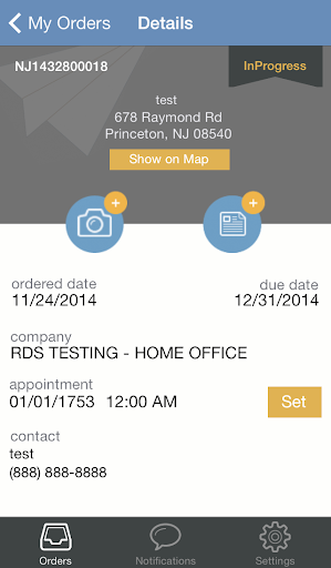 Screenshot for Flightkit in United States Play Store