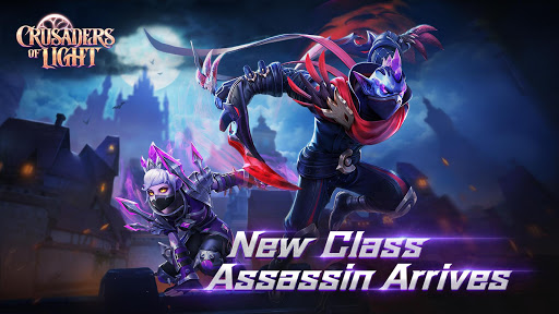 Crusaders of Light astuce APK MOD capture d'écran 1