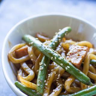 Spicy Yaki Udon Recipe