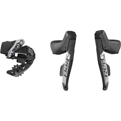 SRAM Red eTap AXS 1x Electronic Groupset: Cable Brake/Shift Levers, Rear Derailleur, D1