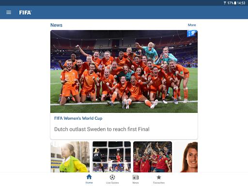 FIFA - Tournaments, Soccer News & Live Scores screenshot 6