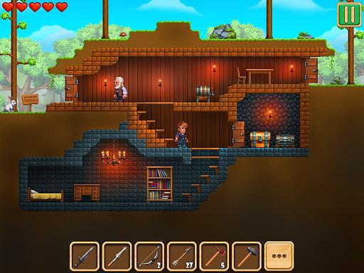 Adventaria: 2D World of Craft & Mining 1.5.3 Screenshots 21