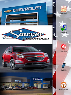 Sawyer Chevrolet- screenshot thumbnail