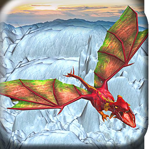 Flying Dragon Warrior Simulator