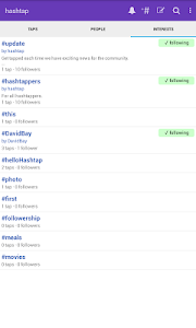 Hashtap screenshot 9